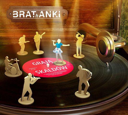 Brathanki – Brathanki grają Skaldów