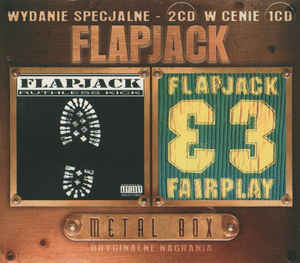 Flapjack ‎– Ruthless Kick Fairplay