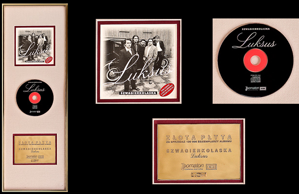 Szwagierkolaska – Luksus (złota płyta)
